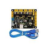 keyestudio Grbl Cncコントローラボード+ USBケーブル、Diy Cnc Grbl V0.9マイクロコントローラ
