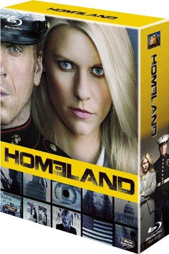 HOMELAND/ホームランド ブルーレイBOX [Blu-ray]の詳細を見る