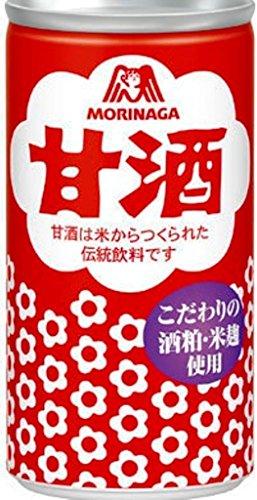 森永製菓 甘酒 190g×30本