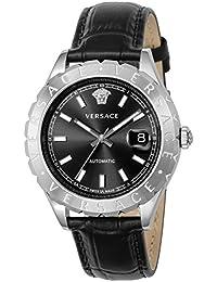[ヴェルサーチ]VERSACE 腕時計 HELLENYIUM ブラック文字盤 VZI010017 メンズ 【並行輸入品】