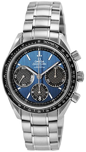 [オメガ]OMEGA 腕時計 スピードマスター ブラック文字盤 コーアクシャル自動巻 クロノグラフ 326.30.40.50.03.001 メンズ 【並行輸入品】