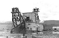 Fairbanks、アラスカ–の外部のビューf.e. Co。ゴールドDredge # 2 16 x 24 Giclee Print LANT-11211-16x24