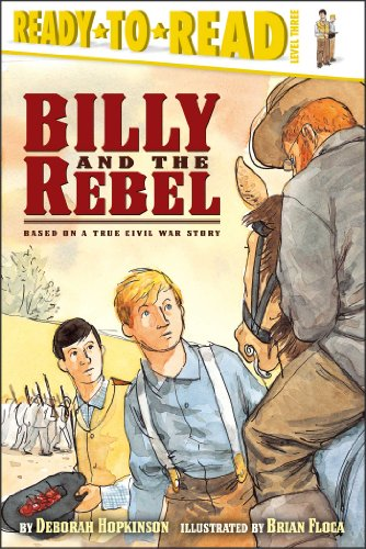 Billy and the Rebel (Ready-to-Reads)の詳細を見る