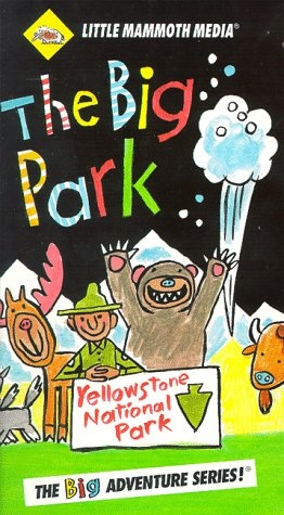 The Big Park: Yellowstone [VHS] [Import]
