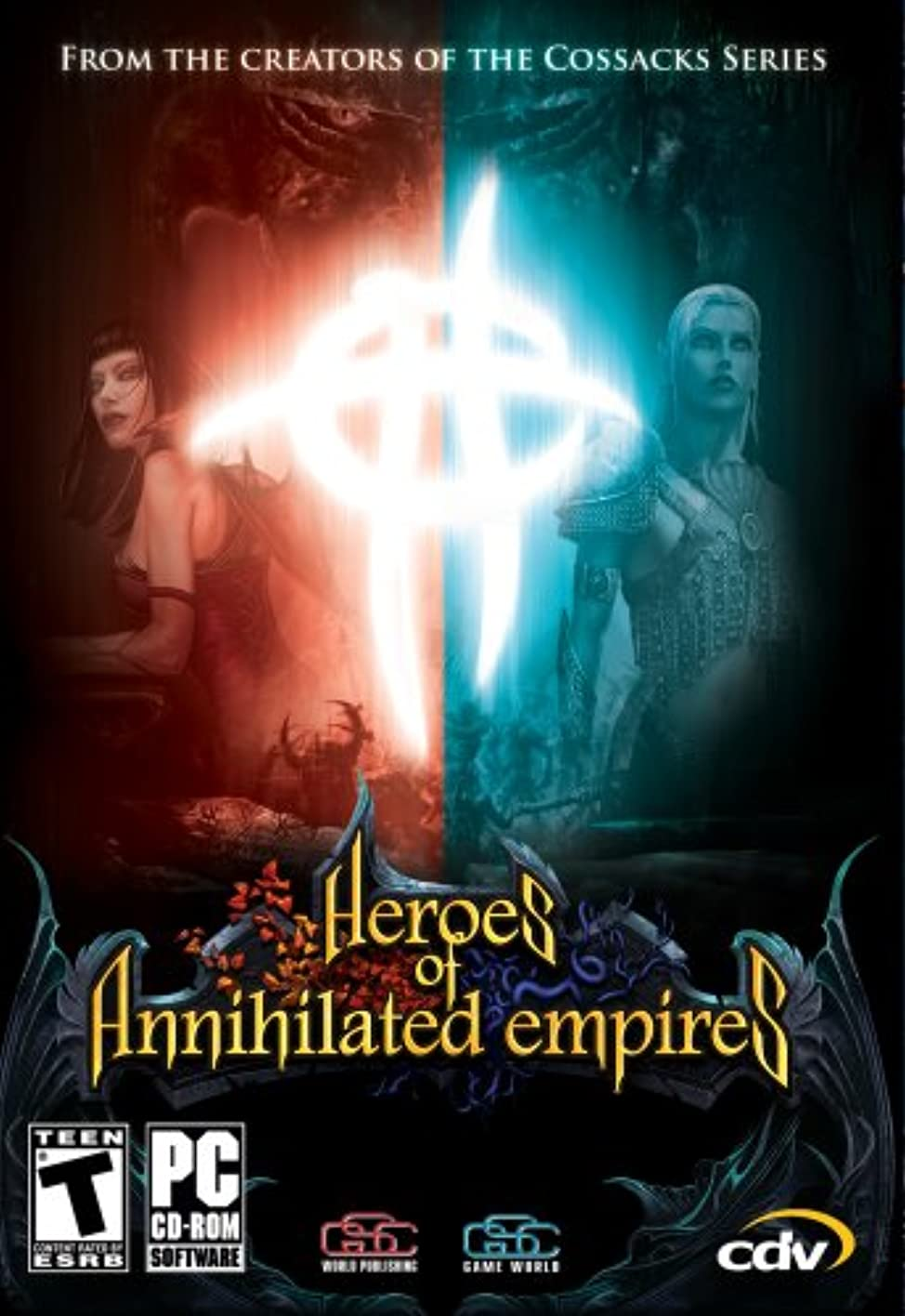 恐れフォークメトリックHeroes of Annihilated Empires (PC Games) (輸入版)