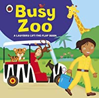 Lift the Flap Busy Zoo by Ladybird(2011-08-23)