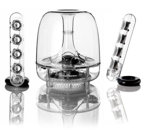ハーマンインターナショナル Harman Kardon Soundsticks III サブウーファー内蔵スピーカーシステム 並行輸入品