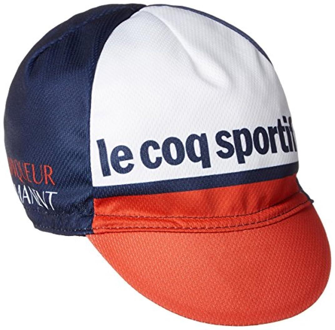 静けさ辛い国旗(ルコックスポルティフ)le coq sportif サイクリング キャップ QCA132175 [メンズ]