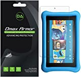 [3-Pack] Dmax Armor for All-New Fire HD 10 Kids Edition Tablet 10.1 Screen Protector Anti-Bubble High Definition Clear Shield- Lifetime Replacements Warranty- Retail Packaging [並行輸入品]