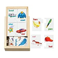 Melissa & Doug Rhymes Puzzle Cards