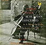シューマン:チェロ協奏曲 & 鳥の歌(期間生産限定盤) 画像