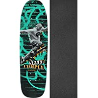 Street Plant Skateboards Never Complyスケートボードデッキ – 8.5