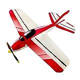 【動画付き ハンドガン 式 の グライダー ジェット機:Gunglider:レッド】飛行機 次世代 の ホビー アイテム LED 搭載 簡単 大人 も 子供 も楽しめる おもちゃ