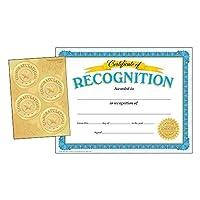 Trend Enterprises Inc. T-11907BN Recognition (w/Congratulations Seals) Certificate Combo Pack Set of 3 Packs [並行輸入品]