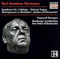Hartmann;Symphony No.2