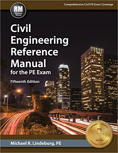 Download Civil Engineering Reference Manual for the PE Exam 1591265088