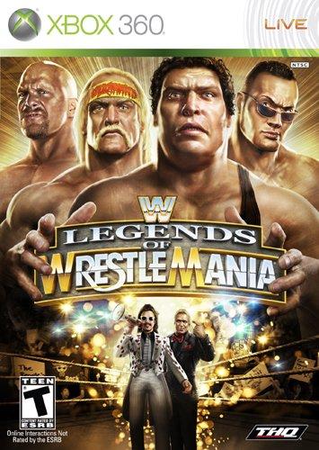 WWE レジェンズ・オブ・レッスルマニア - Xbox360
