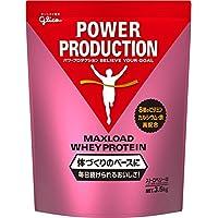 グリコ パワープロダクション マックスロード ホエイプロテイン ストロベリー味 3.5kg