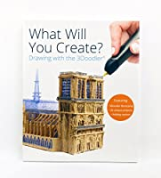"3Doodler ""What Will You Create?"" Project Book プロジェクトブック【US輸入品】"