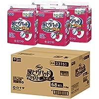 【ケース販売】サルバ 尿とりパッドスーパー 女性用 68枚入×4パック (テープタイプ用)