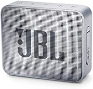 JBL JBLGO2AGY Go 2 Wireless Portable Bluetooth Speaker, Grey