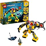 LEGO Creator 3in1 Underwater Robot 31090 Creative Building Toy