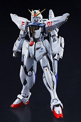 METAL BUILD 機動戦士ガンダムF91 ガンダムF91 約170mm ABS&PC&PVC&ダイキャスト製 塗装済み可動フィギュア