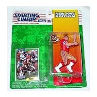 Brent Jones Starting Lineup 1994 おもちゃ [並行輸入品]