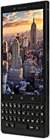 BlackBerry KEY2 Black 128GB 【日本正規代理店品】 BBF 100-9 Android SIMフリー スマートフォン QWERTY キーボード BBF100-9