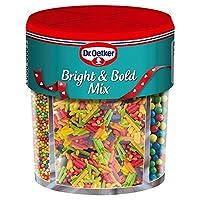 Dr Oetker Bright & Bold Mix Sprinkles 89g - (Dr Oetker) 明るい&大胆なミックス振りかけるの89グラム [並行輸入品]