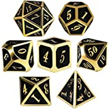 DND Dice Set, Dungeons and Dragons Dice Polyhedral Game Dice Role Playing Dice for Dungeon and Dragons DND RPG MTG Table Games D4 D8 D10 D12 D20