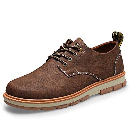【BRRAEL】防水 スニーカー メンズ ブーツ シューズ ワークブーツ アウトドアシューズ 滑り止め 紳士靴