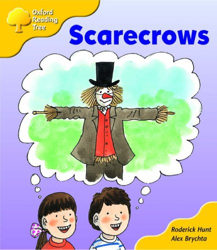 Oxford Reading Tree: Stage 5: More Storybooks (magic Key): Scarecrows: Pack Bの詳細を見る