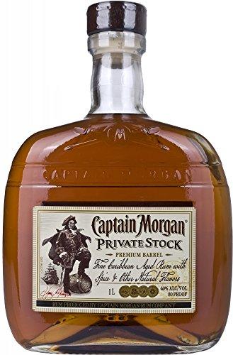 キャプテン モルガン プライベートストック 40度 1000ml