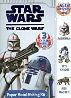 Paper Model-Making Kit (Star Wars: The Clone Wars)