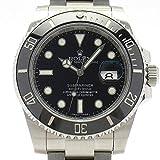 (ロレックス)ROLEX 腕時計 サブマリーナ デイト メーカー保証期間中 SS 116610LN(ランダム)メンズ 中古