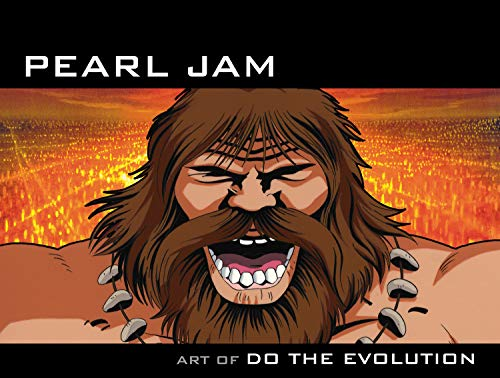 Pearl Jam: Art Of Do The Evolution (English Edition)