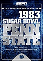 Espn Greatest Games: 1983 Penn State Sugar Bowl [DVD] [Import]