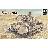 AFVクラブ 1/35 歩兵戦車 バレンタインMk.II 35185