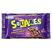 (Kellogg's (ケロッグ)) 米はチョコレートの正方形に4×36グラムをKrispie (x6) - Kellogg's Rice Krispie Chocolate Squares 4 x 36g (Pack of 6) [並行輸入品]