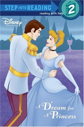 A Dream for a Princess (Disney Princess) (Step into Reading)の詳細を見る