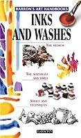 Inks and Washes (Barron's Art Handbooks)