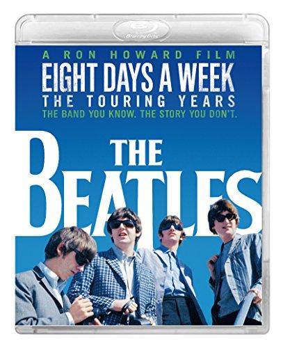 【早期購入特典あり】ザ・ビートルズ EIGHT DAYS A WEEK  -The Touring Years Blu-ray スタンダード・エディション A5サイズフォトシート付