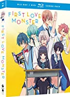 First Love Monster: Complete Series [Blu-ray] [Import]