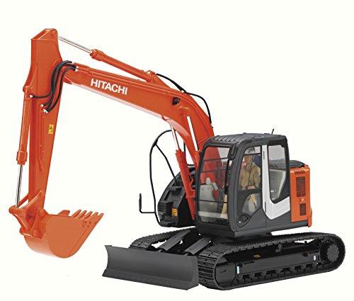 Hasegawa 1/35 construction machine series Hitachi construction machinery hydraulic excavator ZAXIS 135US plastic WM01