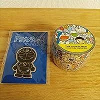 ドラえもん展 東京 名古屋 マスキングテープ、ピンズ ドラえもん展グッズ 村上隆 カラーザドラえもん