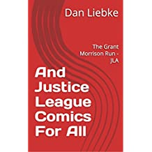 And Justice League Comics For All: The Grant Morrison Run - JLA (English Edition)