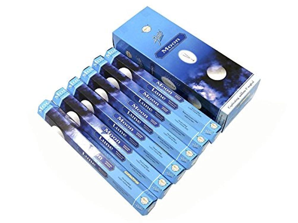 説教プラスチック肥沃なFLUTE(フルート) ムーン香 スティック MOON 6箱セット
