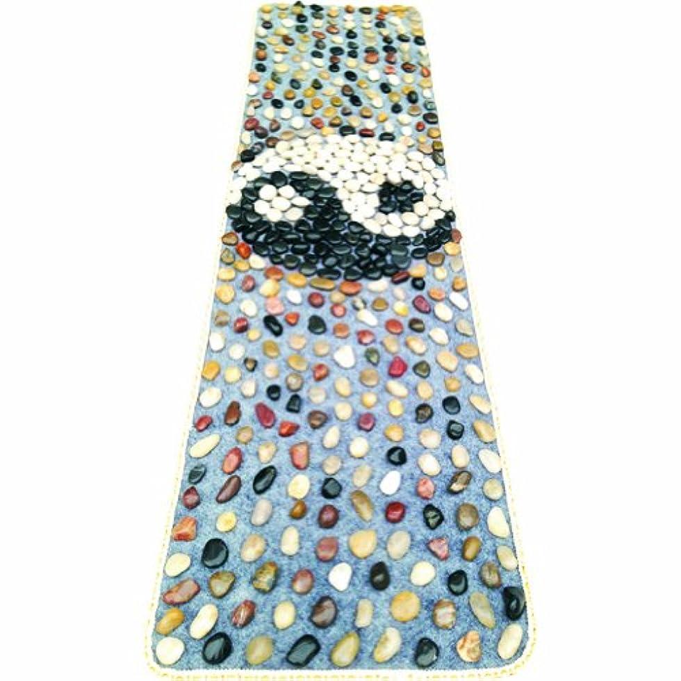 留め金考えたまろやかなフットマッサージマットルームの装飾健康的な歩道父の日母の日誕生日プレゼント(WZ-15)