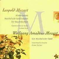 L.Mozart;Children's Sym.